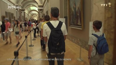 SEPT À HUIT LIFE - Louvre, dans les coulisses du plus grand musée du monde
