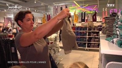 SEPT À HUIT LIFE - Mode rentrée : les recettes du leader de l'habillement pour enfants