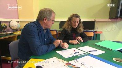 SEPT À HUIT LIFE - Le combat de Didier et Corinne contre l'illettrisme