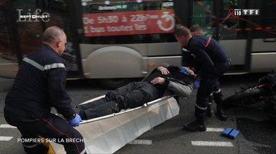 SEPT À HUIT LIFE - Nîmes : les pompiers sur la brèche