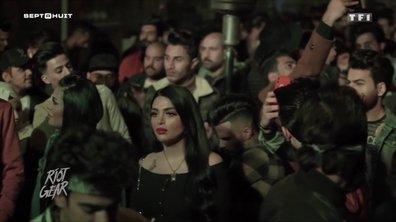 SEPT À HUIT - Quand la jeunesse irakienne fait renaître Bagdad des cendres de la guerre