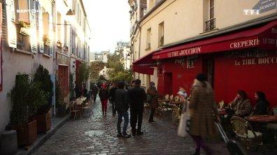 SEPT À HUIT - À la découverte du quartier de Montmartre à Paris