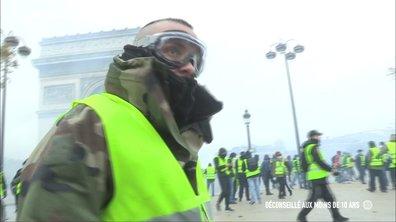 """SEPT À HUIT - Manifestation des """"Gilets jaunes"""" : samedi noir dans la capitale"""