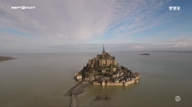 SEPT À HUIT - Mont-Saint-Michel, un temple à touristes