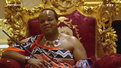 SEPT À HUIT - Mswati III, le roi aux 13 femmes