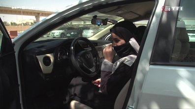 SEPT À HUIT - Les premières conductrices Saoudiennes : un pas symbolique vers l'égalité