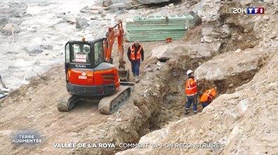 Sept mois après la tempête Alex : comment reconstruire la vallée de la Roya ?
