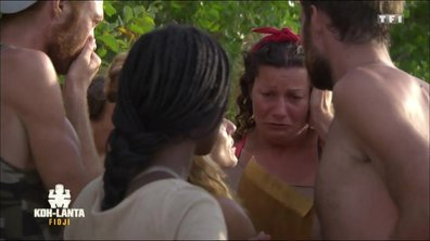 Sandrine ne voulait surtout pas être en binôme avec Magalie