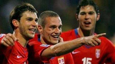 La Serbie largue les Bleus