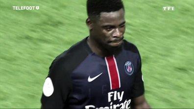"""PSG : Serge Aurier """"moralement libéré"""" par son départ"""