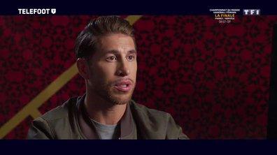 """[EXCLU Téléfoot 17/12] - Sergio Ramos : """"Le PSG a trouvé un équilibre pour prétendre gagner la C1"""""""