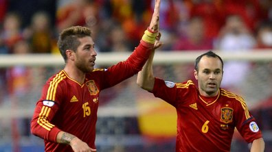 """Ligue des champions / Ramos : """"Si Andrés s'appelait Andresinho, il aurait deux Ballons d'Or"""""""