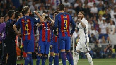 Insolite : quand Sergio Ramos prend la défense de Gerard Piqué !