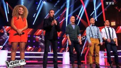 The Voice: Shadoh face à trois hommes pour les battles!