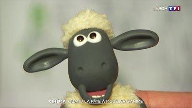 Shaun le mouton : quand la pâte à modeler s'anime