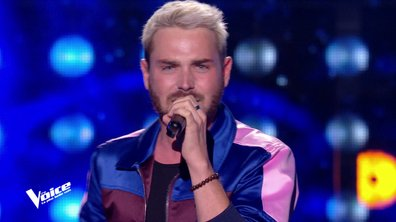 "The Voice 2021 - Olivier Kaye chante ""There's nothing holding me back"" de Shawn Mendes"