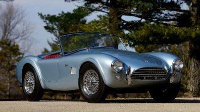 Insolite : Deux Shelby Cobra Roadsters des années 60 pour 2 million d'euros