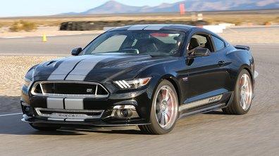 Shelby GT 2015 : une Mustang rageuse de 625 chevaux débarque en France !