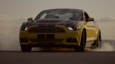 Shelby GT 2015 : présentation officielle