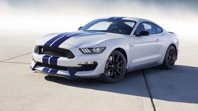 """Une déclinaison """"R"""" de la Ford Shelby GT350 Mustang au Salon de Détroit 2015 ?"""