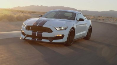 Shelby Mustang GT350 2015 : Le muscle-car Ford en action