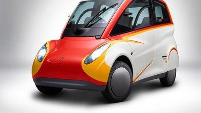 Shell dévoile un concept car inspiré du T.25 de Gordon Murray