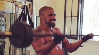 Shemar Moore continue son entraînement très sexy