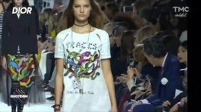Show devant : La Fashion Week de Paris a commencé