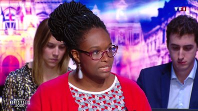 """Sibeth Ndiaye : """"Notre priorité évidente et première c'est la santé des Français"""""""