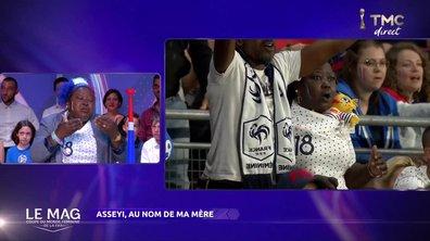Quand Sidonie Asseyi commente la faute sur sa fille lors de Nigeria - France