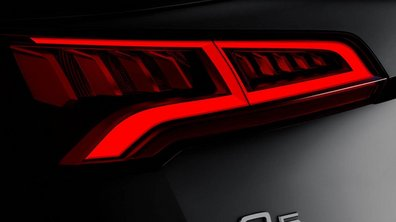 Mondial de l'Auto 2016 : Audi dévoile les premières images du nouveau Q5