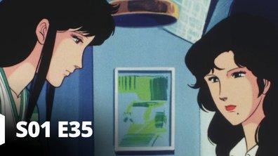 Signé Cat's Eyes - S01 E35 - Un paysage japonais
