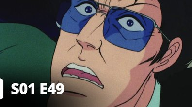 Signé Cat's Eyes - S01 E49 - Yokohama blues