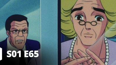 Signé Cat's Eyes - S01 E65 - Le Pouvoir de l'âge