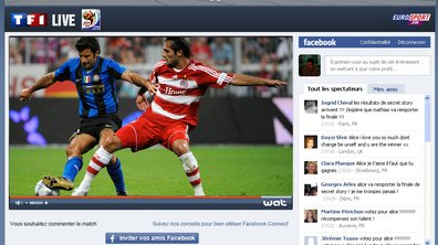 Finale de la Ligue des Champions : Inter - Bayern en direct sur TF1.fr