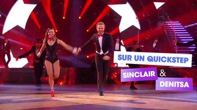Sur un Quickstep, Sinclair et Denitsa Ikonomova (Puttin' On The Ritz)
