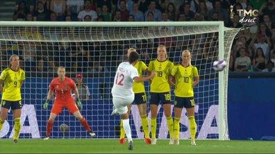 Suède - Canada (0 - 0) : Voir le coup-franc de Sinclair en vidéo