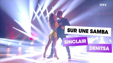 Sur une Samba, Sinclair et Denitsa Ikonomova (Shape of you)