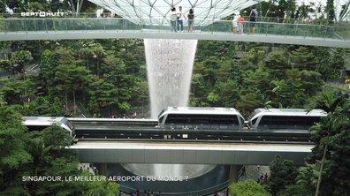 Singapour, le meilleur aéroport du monde ?
