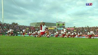 France - Tonga : Voir le Sipi Tau en vidéo