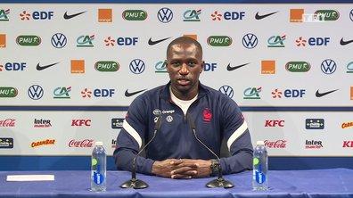 """Moussa Sissoko : """"J'essaie d'apporter mon expérience aux plus jeunes"""""""