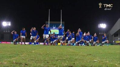 Irlande - Samoa : Voir le Siva tau en vidéo