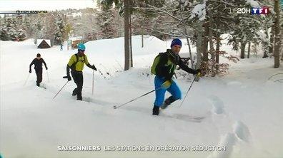 Ski : les stations cherchent des saisonniers