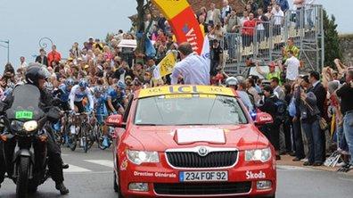 Skoda fidèle au Tour de France