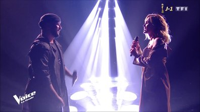 Slimane et Vitaa « Versus » en direct pour la finale The Voice 2019