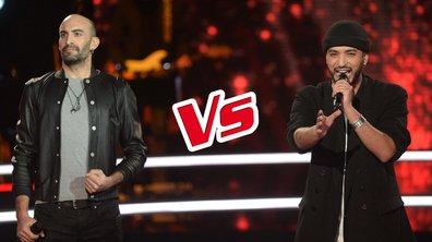 Slimane VS François Micheletto, duel de warriors sur « Show Must Go On » (Queen). (Saison 05)