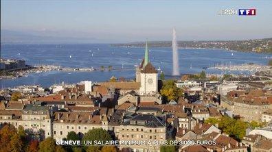 Smic à 4 000 euros : faut-il envier les salariés de Genève ?