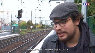 SNCF : les raisons de la colère des cheminots