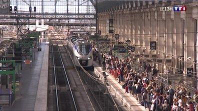 SNCF : un rapport alerte sur l'état des lignes ferroviaires