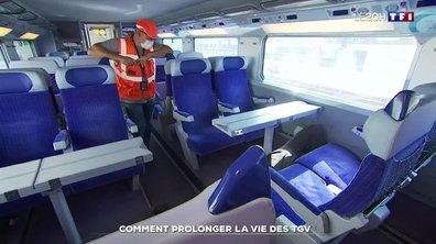 SNCF : y a-t-il une seconde vie pour les vieux TGV ?